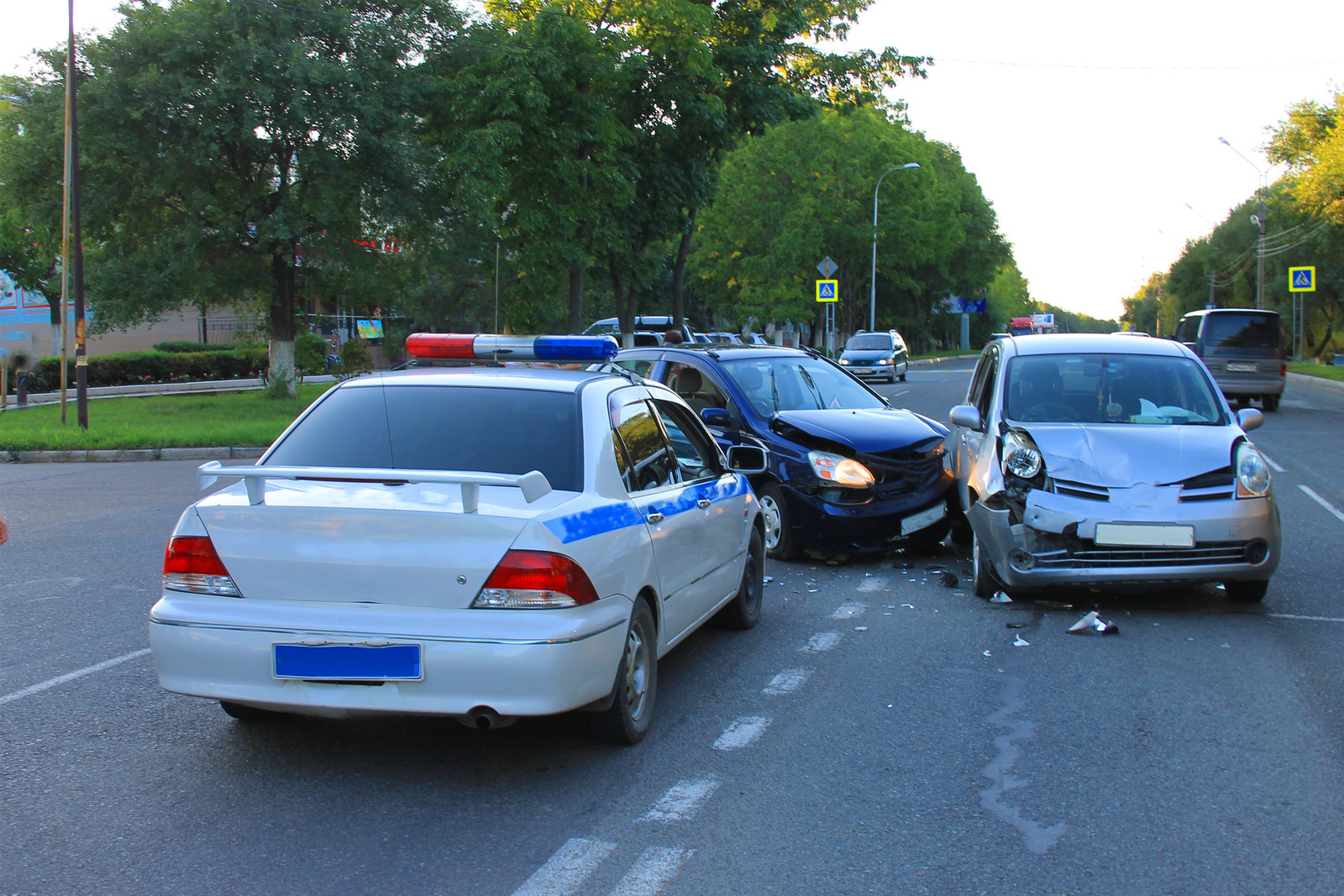 Motor Vehicle Accident Protocol